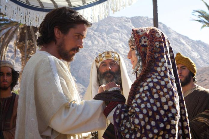 Expecting Exodus to be biblically accurate?