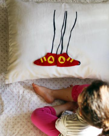 Make your own play pillow for