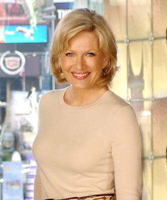 Diane readies to travel the world on GMA