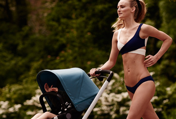 Moms can't stop laughing at stroller