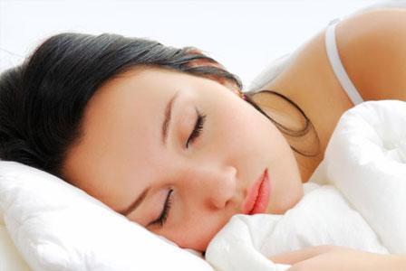 The real Sleeping Beauty