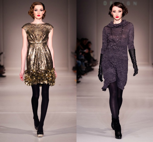 Dinh Ba Show at Montreal Fashion Week