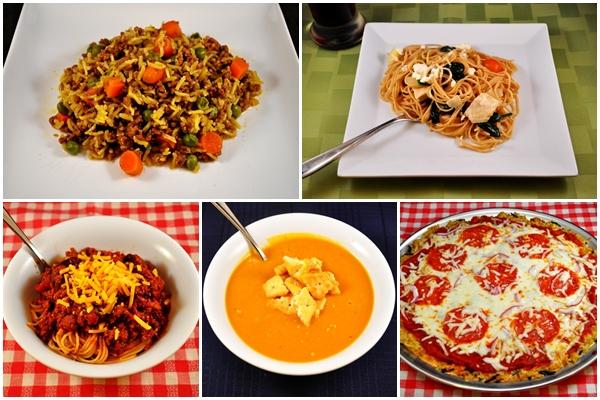 Dinner this Week recipes
