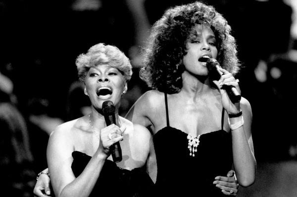 Dionne Warwick Whitney Houston