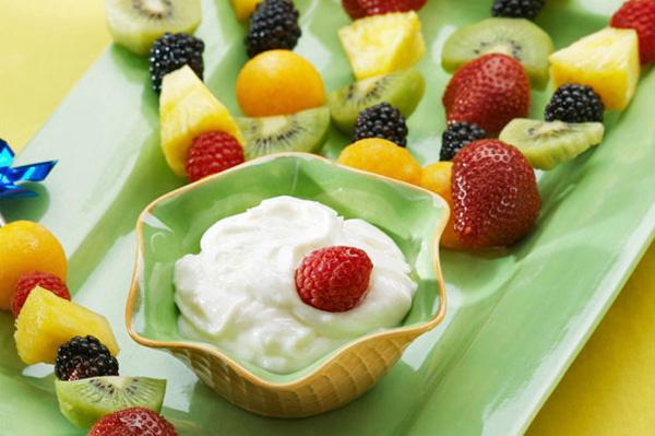 Dip for fruit