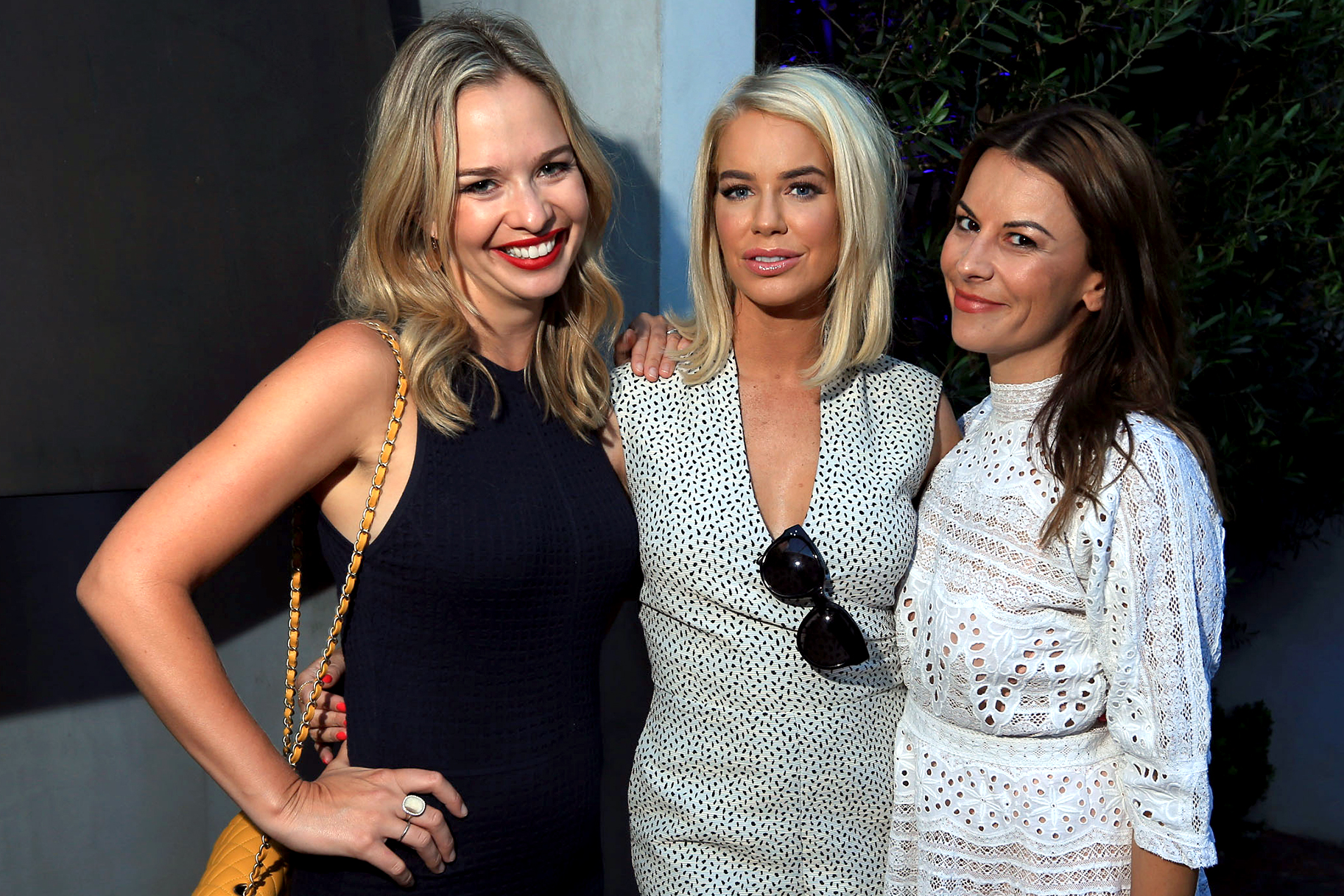 Caroline, Marissa, Juliet