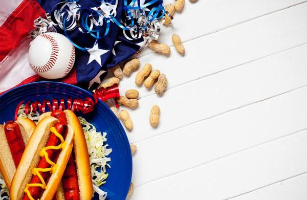 World Series party food