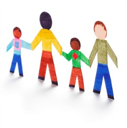 Diversity paper dolls