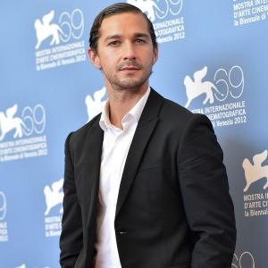 Shia LaBeouf warned about surveillance calls