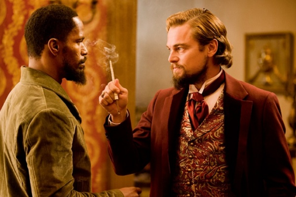Django Unchained - Leo DiCaprio Foxx