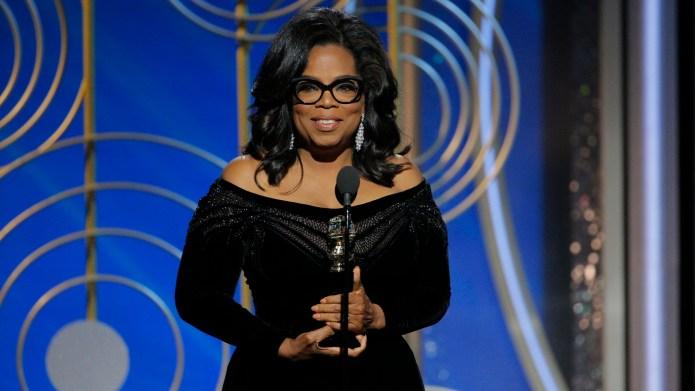 The Internet Wants Oprah to Run