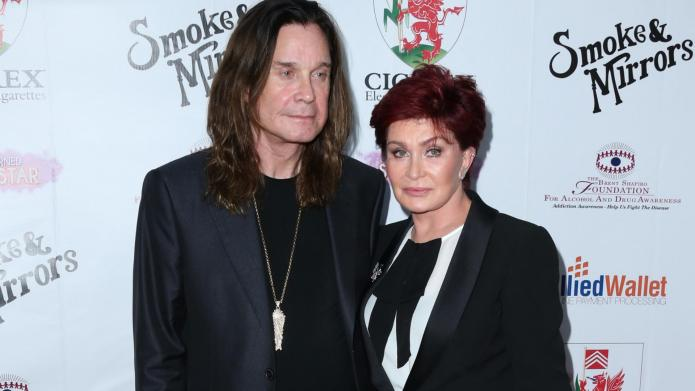 Sharon Osbourne makes a scary confession
