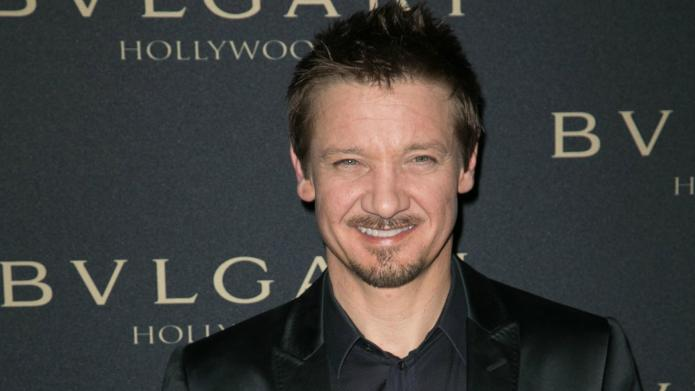 Jeremy Renner's new-ish marriage just turned