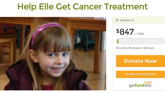 Despicable GoFundMe scammers use dead child's
