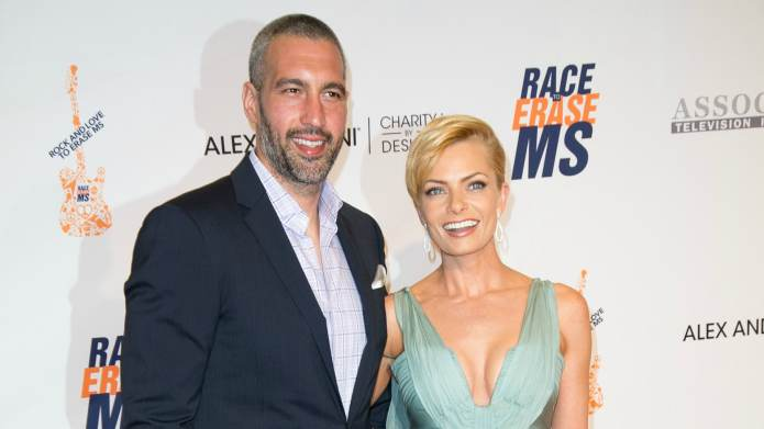 Jaime Pressly Announces She's the Newest