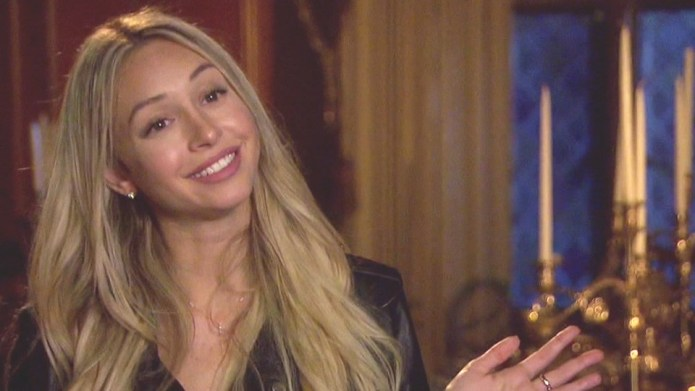 The Bachelor's Corinne Olympios Isn't Quitting