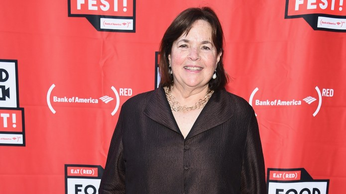 Ina Garten's New French Stove Is
