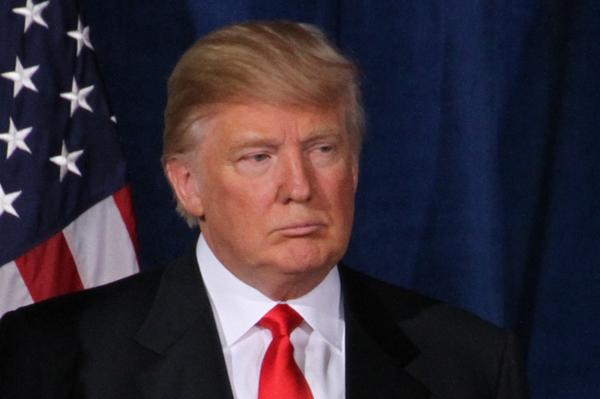 Donald Trump scolds Sacha Baron Cohen and Vanity Fair