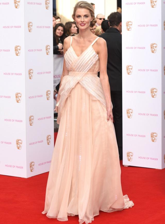 Donna Air at the TV BAFTAS 2015