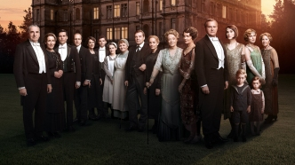 'Downton Abbey' Series Six Principal Cast