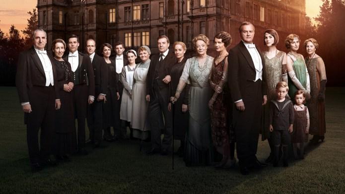 'Downton Abbey' Series Six Principal Cast
