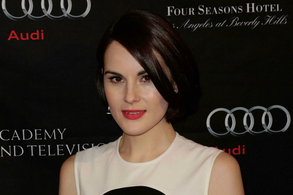 2013 SAG Award First Time Nominee Michelle Dockery