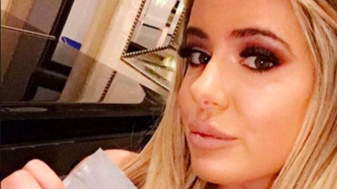 Brielle Biermann's Snapchat blowup deserves to