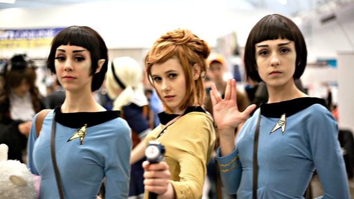 MAC is making Star Trek makeup
