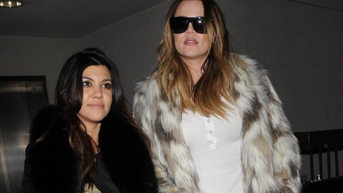 Kourtney & Khloé Kardashian rejected by