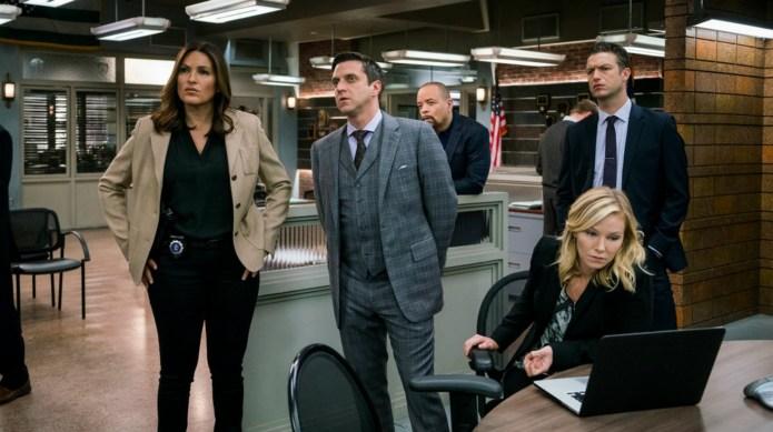 Law & Order: SVU finale spoilers