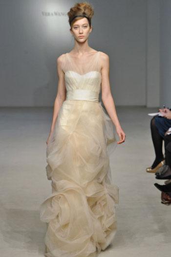 Vera Wang wedding dress 2