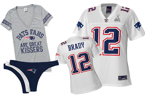 New England Patriots fashion