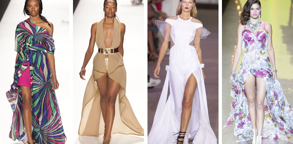runway fashion shows from Mercedes Benz Fashion Week