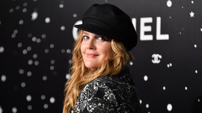 Drew Barrymore attends the 2018 Museum