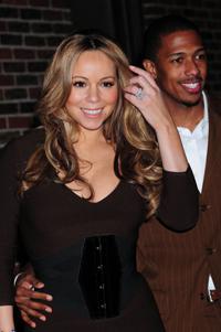 Mariah and Nick call twin babies