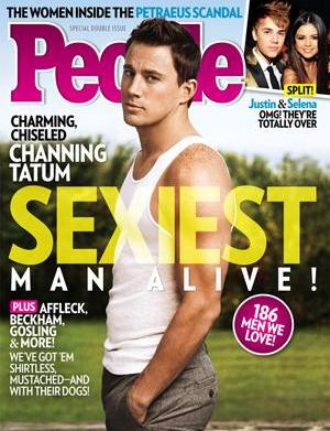 It's official: Channing Tatum is the