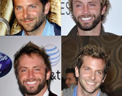 Double Take: Bradley Cooper, is that