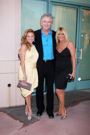 Patrick Duffy and Suzanne Somers