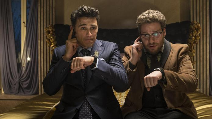 The Interview: Seth Rogen and James