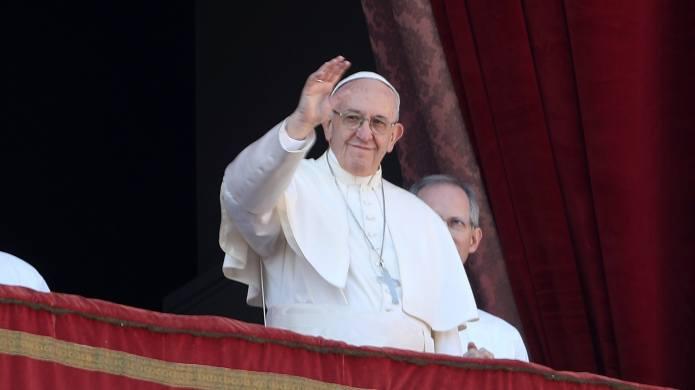 Pope Francis Says Public Breastfeeding Is
