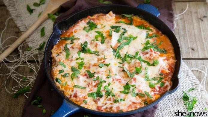 One-Pot Wonder: Skillet lasagna in just