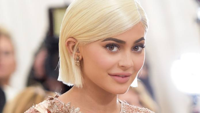 Kylie Jenner Shares First Photo of