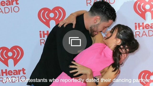 DWTS dating slideshow