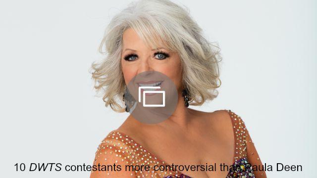 DWTS Paula Deen slideshow