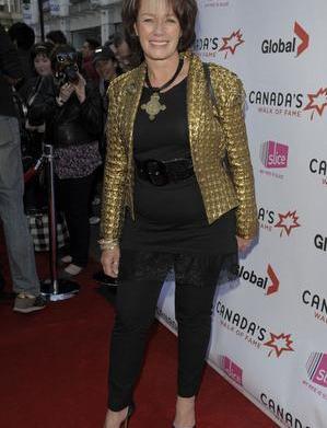 Arlene Dickinson 'Canada Walk of Fame'