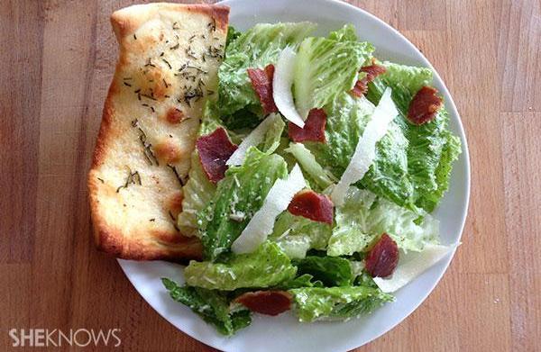 Recipe revamp: Caesar salad