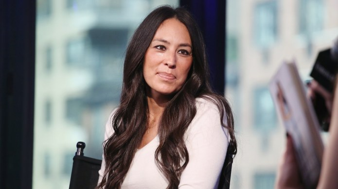 Joanna Gaines Won't Sit for a