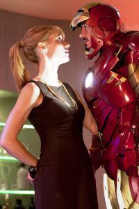 Women of Iron Man 2: Gwyneth