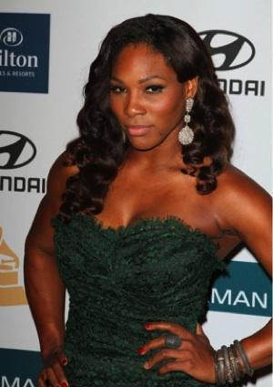 Drop Dead Diva: Serena Williams serves