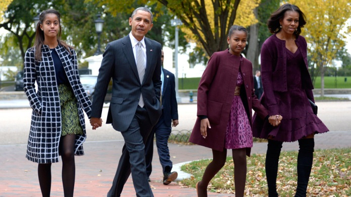 Here's what President Obama said to